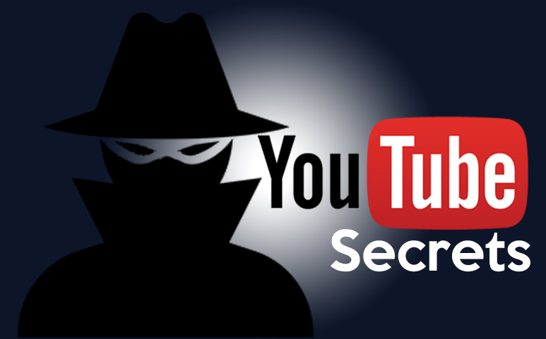 youtube-secrets