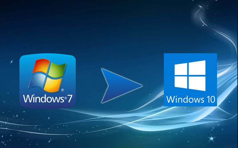 how to upgrade windows 7 to windows 10