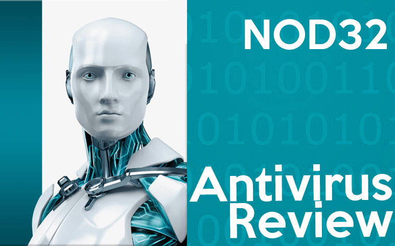 NOD32 Antivirus Review 2017