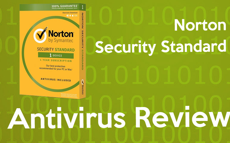 Norton security standard 2017 Review