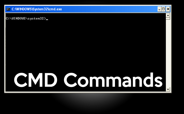 CMD Commands (Windows Command Prompt)