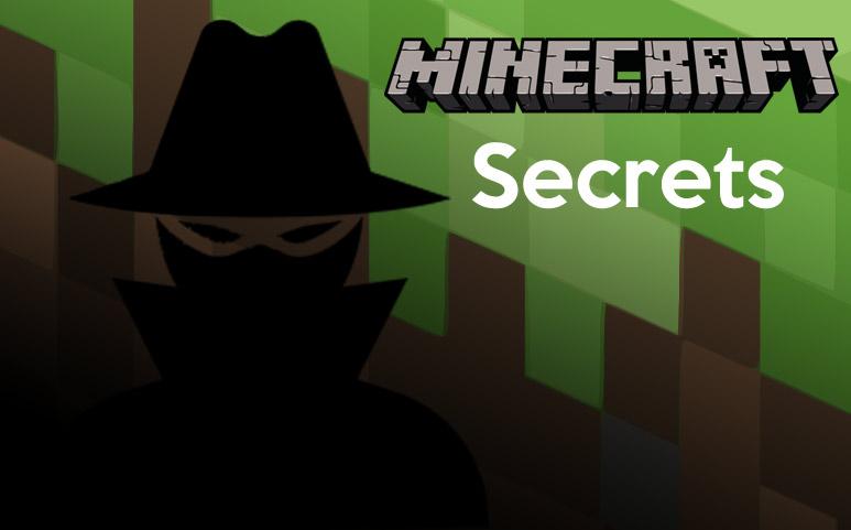 minecraft-secrets