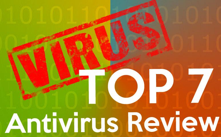 top-7-antivirus-review