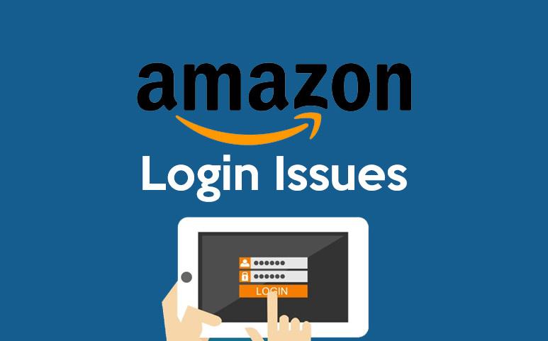 Amazon-Login-Problems