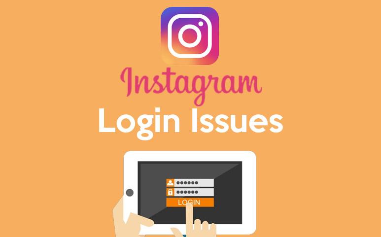 Instagram-Login-Problems
