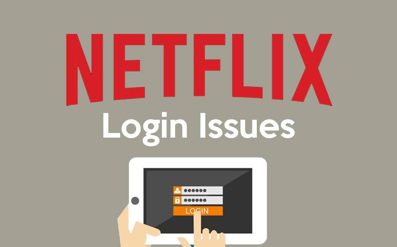 Netflix Login Problems