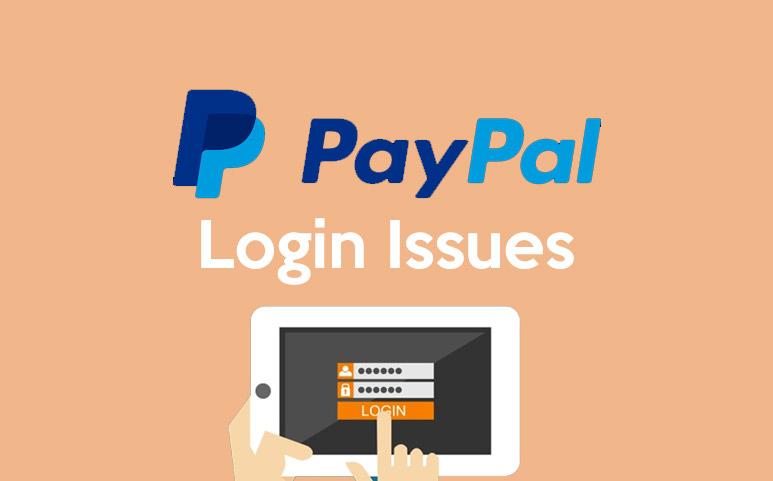 Paypal-Login-Problems