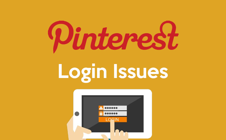 Pinterest Login Problems