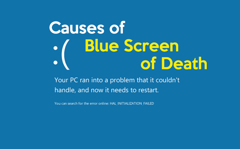 How to Find What Causes Blue Screen of Death