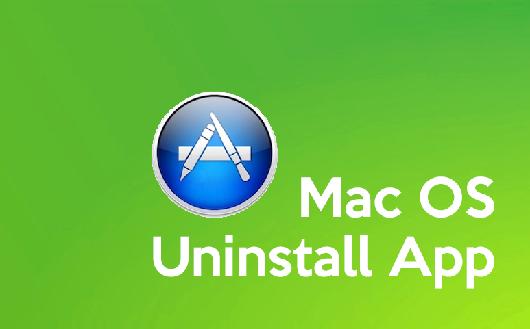 Mac : Uninstall App on Mac